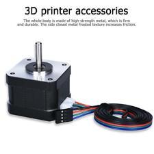 NEMA17 17HS3401S 1.5A 38mm 4-Lead 42 Stepper Driving Motor for 3D Printer Parts