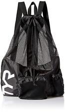TYR Big Mesh Mummy Backpack Black One Size