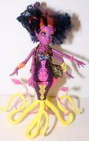 Monster High Kala Mer'ri Octopus Doll Great Scarrier Reef Down Under Ghouls