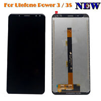 LCD Display Digitizer Touch Screen Assembly Replacement For Ulefone Power 3/3S M