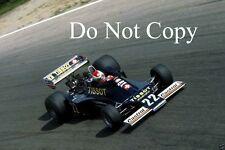 CLAY REGAZZONI ENSIGN n177 ITALIANO Grand Prix 1977 Fotografia