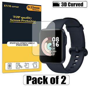Screen Protector Cover For Xiaomi Mi Watch Lite Clear FILM