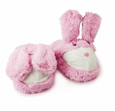 Bunny - Silly Slippers, Animated Action with Each Footstep - Crazy Slipper small