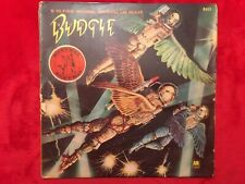 BUDGIE   IF I WERE BRITANNIA I'D WAIVE THE RULES   RARE  ARGENTINA   IMPORT   M-