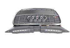 Original Audi S3 8P Platino Gris Rejilla 8P0853651A1RR Oem