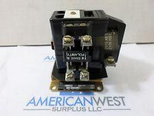 Square D 8501 DO22 Relay Ser C W/ 2959-S1 W33A SHG  120V 60HZ