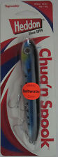 "Heddon Chug 'N Spook Top Water Lure - 1 oz. - 4-7/8"" - Sardine"