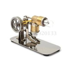 Hot Air Stirling Engine Motor Power Generator Model Toy Electricity Creative New