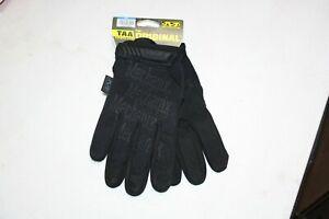 Mechanix Covert Glove Tactical Shooting High Dexterity Gloves black medium mens
