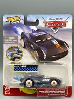 NEW! DISNEY PIXAR CARS , ROCKET RACING , JACKSON STORM with BLAST WALL .2020
