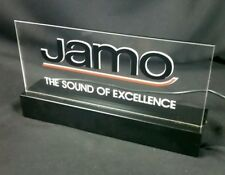 Jamo Speakers The Sound of Excellence Lighted Sign Dealer store display