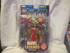 ELEKTRA Marvel Legends Series  4 Action Figure Sealed Toy Biz 2003