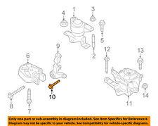 Ford Oem Engine Motor Transmission-Support Bracket Bolt W709906S439