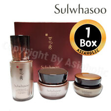 Sulwhasoo Timetreasure KIT (3 ITEMS) Serum + Eye Cream + Cream Newist Version