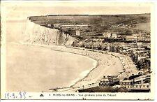 CP 80 SOMME - Mers-les-Bains - Vue générale prise du Tréport