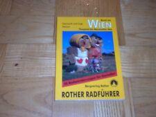 ROTHER RADFÜHRER -- RUND um WIEN /THAYATAL-NEUSIEDLER SEE/BURGENLAND-WIENER WALD