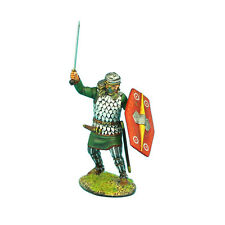ROM039 Noble German Warrior with Sword and Roman Helmet by First Legion