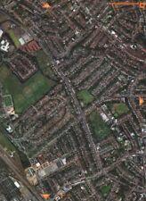 CRICKLEWOOD NW11 NW2. Brent Cross Golders Green Clitterhouse Fields 2000 map
