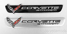 C7 Corvette Stingray 2014+ Small Multi-use Emblem