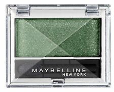 3x Maybelline Eyestudio Mono Sombra De Ojos Intense Verde 540