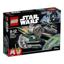 LEGO StarWars Yoda's Jedi Starfighter (75168)