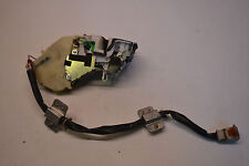 HONDA CR-V i-VTEC 2006 2.0 16V NSR REAR PASSANGER SIDE DOOR LOCK 060222