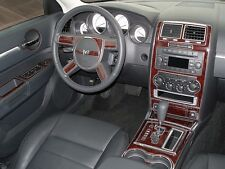 DODGE CHARGER SXT SE R/T SRT 2008 2009 2010 2011 INTERIOR WOOD DASH TRIM KIT 73P