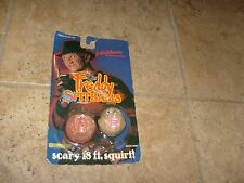 A Nightmare on Elm Street FREDDY SPITBALLS Vintage Collector 1989 MOC RARE