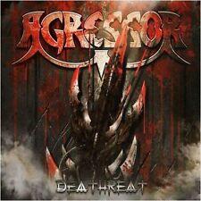 AGRESSOR - Deathreat  [CD+DVD] DIGI