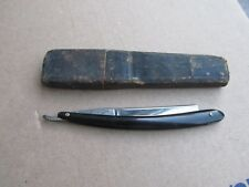 Vintage Wostenholm & Son Straight Razor Sheffield England Shaving Wade Case Old