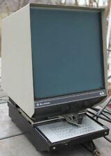 Bell & Howell Microfiche Microfilm Viewer Reader Model Sr-Viii
