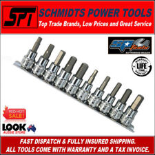 Hex/Allen 3/8in. Drive 3/8in. Size Vehicle Sockets and Socket Sets
