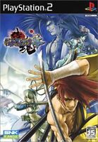 PS2 Samurai spirits zero PlayStation 2 Japan F/S