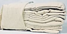 QUEEN100% COTTON SOFT NATURAL FLANNEL BED SHEET SET PORTUGAL BRAND NEW