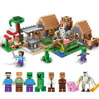 The Farm Cottage Building Blocks My Worlds Village Warhorse