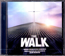 The Walk Alan Silvestri OST COLONNA SONORA CD 2015 Robert Zemeckis SONY NUOVO OVP