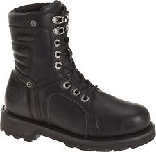 NEW Harley-Davidson Womens FXRG Waterproof Motorcycle Boots D87064 Size 6 Medium