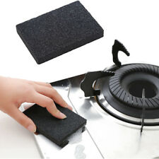 2PC Kitchen Nano Emery Magic Clean Rub Pot Rust Focal Stains Sponge Removing Kit
