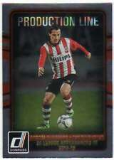 2016 Donruss Soccer Production Line #26 Andres Guardado PSV Eindhoven