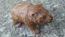 Antique Composition Bear.