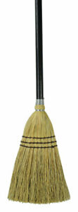Rubbermaid Commercial  Pro Plus  7-1/2 in. W Fine  Corn  Broom
