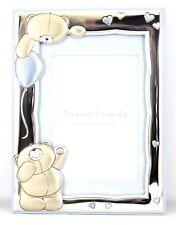 Cornice portafoto Forever Friends FF0204/9C  BIMBA  legno Argento Laminato