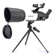 Visionking 80 Astronomical Telescope Glass lens 1.25  Right Image Spotting scope