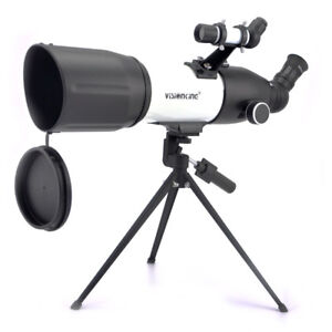 Visionking 80 mm Astronomical Telescope Glass lens 1.25''  Right Image Spotting