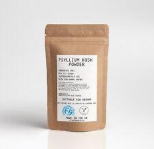 Psyllium Lolla Powder 250g | 100% puro e naturale in fibra di qualità Premium Grade A