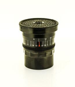 Jupiter - 12 35 mm 2, 8 Objectif M39 L39 Pour Leica à vis  numéro n8611514 1986