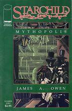 Image Comics Starchild Mythopolis #0 July 1997 VF