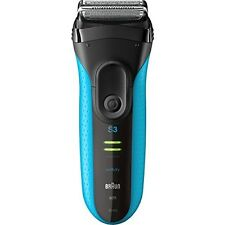 Braun Series 3 3040s Wet and Dry Shaver, Electric Men's Razor, Razors, Shavers