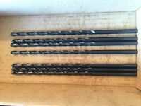 DORMER HSS DRILLS FOR METAL LONG SERIES & EXTRA LONG PROFESSIONAL DRILL BITS