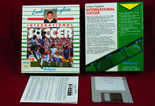 Amiga: Emlyn Hughes International soccer-AUDIOGENIC 1990